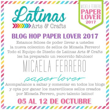 Blog Hop con Latinas Arts & Crafts