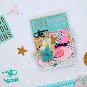 Tarjeta Pop Up o Twist card