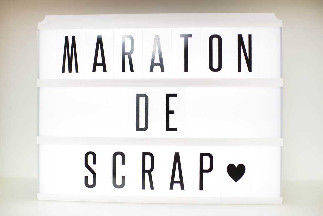 Mis Workshops en Maratón de Scrap 2017