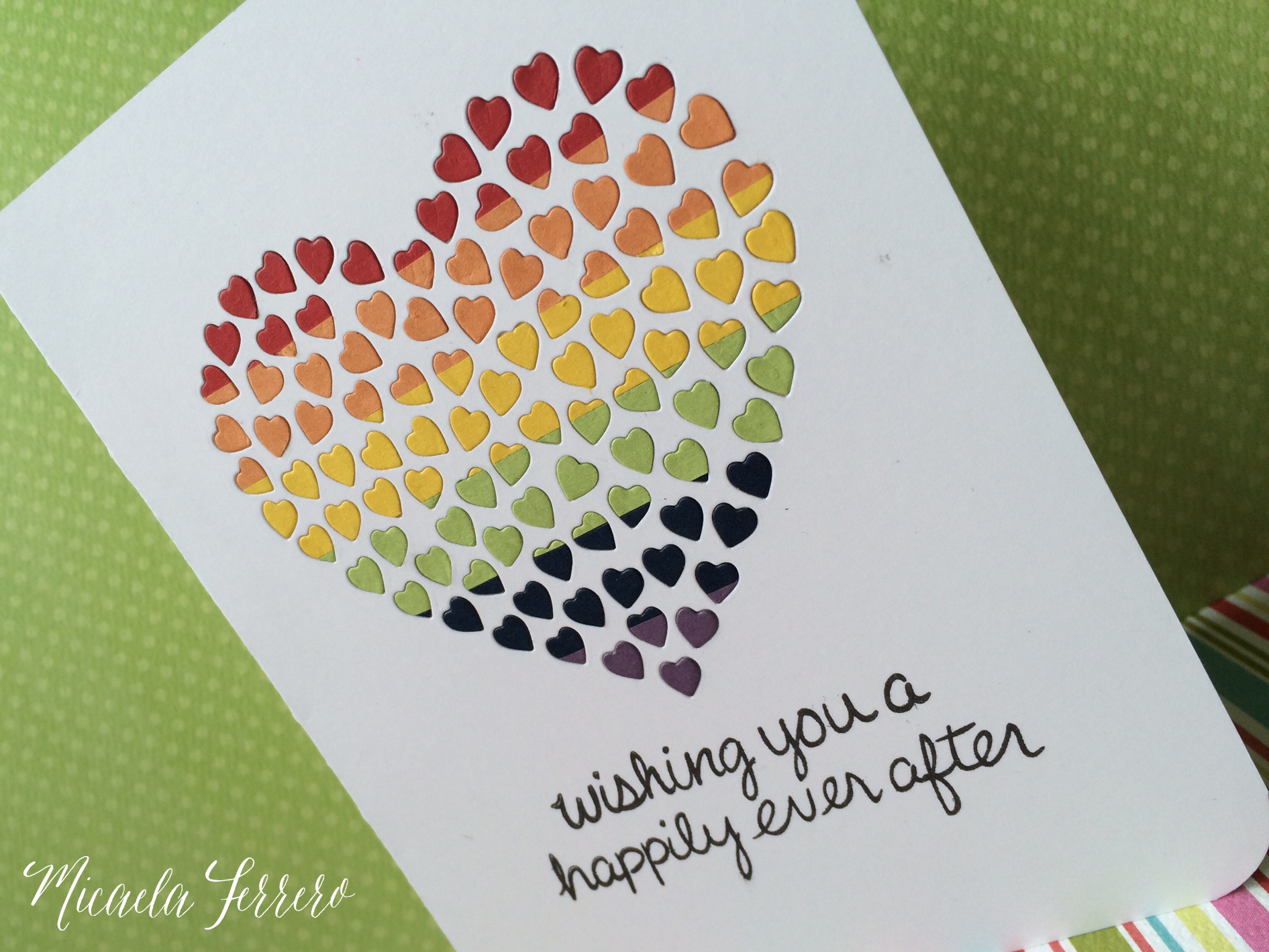 Color Arco Iris – Happily ever After